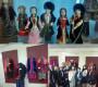 Выставка национальных костюмов