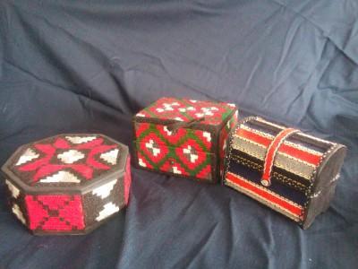 Хажиева А.А. три шкатулки  Богатое приданое