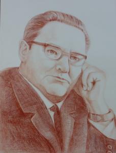 3 Аллаярова Лира 2 место в номинации портрет З Исмагилова