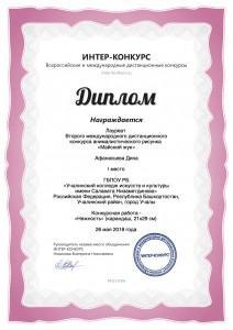 АфанасьевааДина